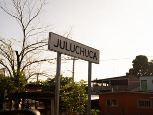 The Streets of Juluchuca, Mexico